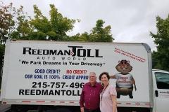 Adath Reedman Toll truck 3