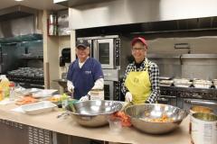 Thanksgiving Cooking 15