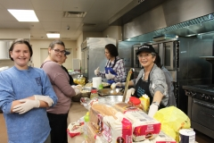 Thanksgiving Cooking 4