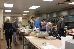 Thanksgiving Cooking 7