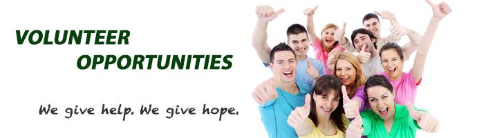 Volunteer-page