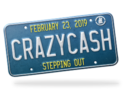 crazycashplate